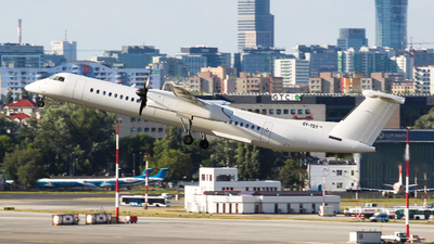OY-YBY - Bombardier Dash 8-Q402 - Nordic Aviation Capital (NAC)