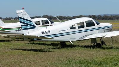 VH-KBW - Piper PA-28-161 Warrior II - Private