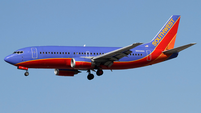 N655WN - Boeing 737-3H4 - Southwest Airlines