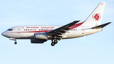 7T-VJT - Boeing 737-6D6 - Air Algérie