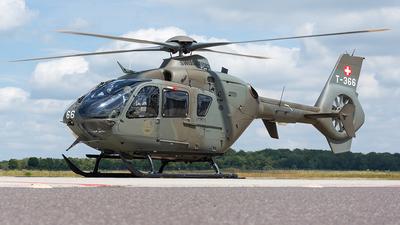 T-366 - Eurocopter EC 635P2+ - Switzerland - Air Force