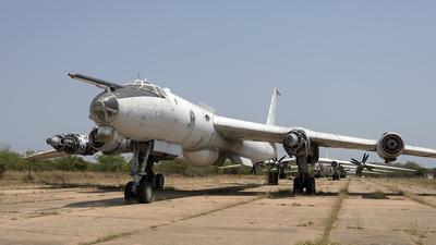 IN311 - Tupolev Tu-142MK-E - India - Navy