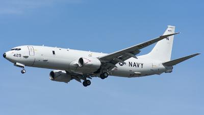 168429 - Boeing P-8A Poseidon - United States - US Navy (USN)