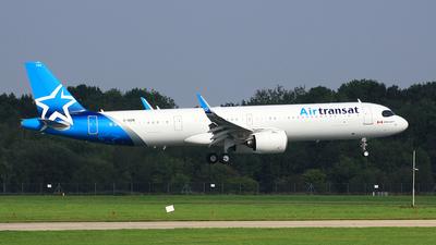 A picture of CGOIK - Airbus A321271NX - Air Transat - © Michael Eaton