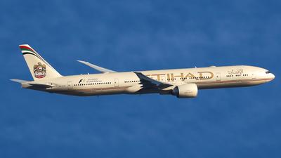 A6-ETR - Boeing 777-3FXER - Etihad Airways