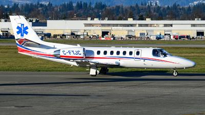 C-FTJC - Cessna 560 Citation Encore - Carson Air