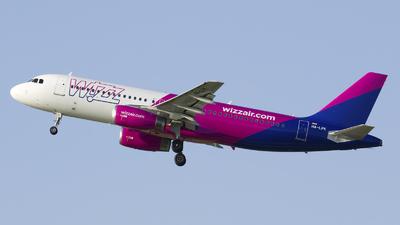 HA-LPK - Airbus A320-232 - Wizz Air
