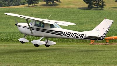 N61026 - Cessna 150J - Private