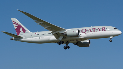 A7-BCM - Boeing 787-8 Dreamliner - Qatar Airways