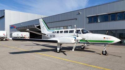A picture of OKTGS - Cessna 404 Titan - [4040427] - © Radim Koblížka