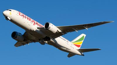 A picture of ETASG - Boeing 7878 Dreamliner - Ethiopian Airlines - © Laszlo Fekete