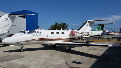 PR-CPT - Cessna 510 Citation Mustang - Private