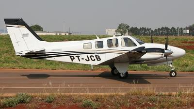 PT-JCB - Beechcraft G58 Baron - Private
