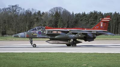 XZ398 - Sepecat Jaguar GR.3 - United Kingdom - Royal Air Force (RAF)