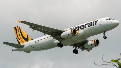 9V-TJR - Airbus A320-232 - Tigerair