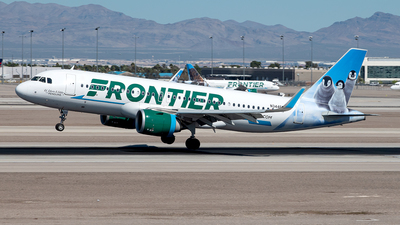 A picture of N344FR - Airbus A320251N - Frontier Airlines - © Yan777