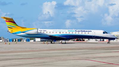 VQ-TNS - Embraer ERJ-145LR - interCaribbean Airways