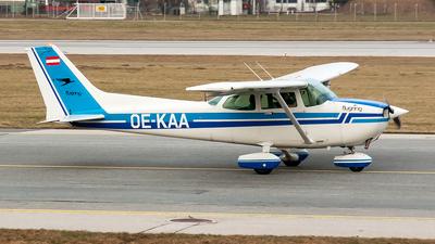 OE-KAA - Reims-Cessna F172P Skyhawk II - Flugring Salzburg