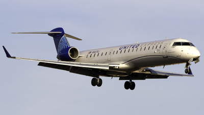 N547GJ - Bombardier CRJ-550 - United Express (GoJet Airlines)