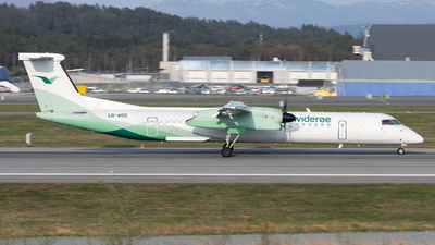 LN-WDG - Bombardier Dash 8-Q402 - Widerøe