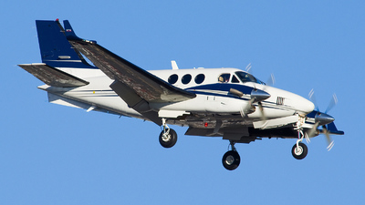 C-FJTQ - Beechcraft C90GTx King Air - Private