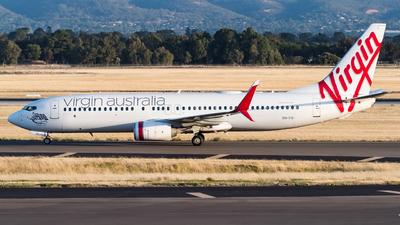 A picture of VHYIV - Boeing 7378FE - Virgin Australia - © Andrew Lesty