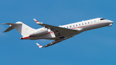 A picture of 9HOMK - Bombardier Global 5000 - Avcon Jet Malta - © KomradAlexey