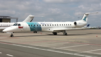 PH-DND - Embraer ERJ-145MP - FlyDenim