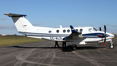 CC-ALO - Beechcraft B200GT King Air 250 - Private