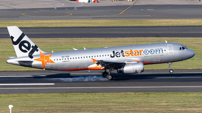 VH-VGD - Airbus A320-232 - Jetstar Airways
