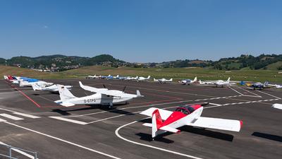 LIDP - Airport - Ramp