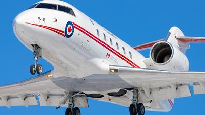 144615 - Canadair CC-144B Challenger - Canada - Royal Canadian Air Force (RCAF)