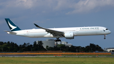 A picture of BLXH - Airbus A3501041 - Cathay Pacific - © NRT Spotter