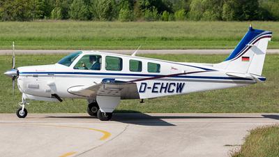 D-EHCW - Beechcraft B36TC Bonanza - Private