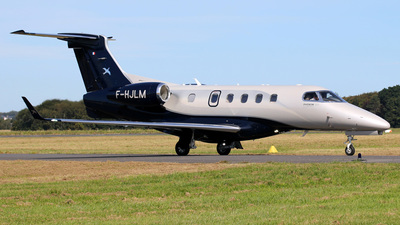 F-HJLM - Embraer 505 Phenom 300 - Private
