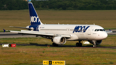 F-GKXR - Airbus A320-214 - Joon