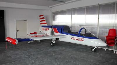 OE-VPP - HB Flugzeugwerke HB-204 Tornado - Private
