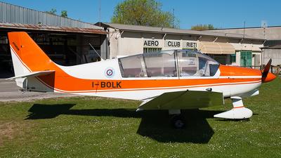 I-BOLK - Robin DR400/180R Remorqueur - Private
