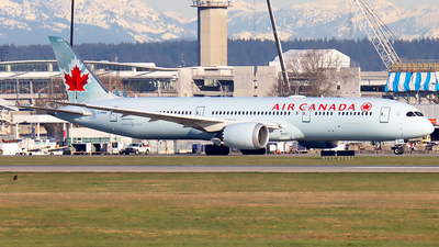A picture of CFNOI - Boeing 7879 Dreamliner - Air Canada - © YoungKyun Shin