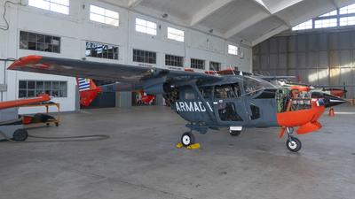 762 - Cessna O-2A Skymaster - Uruguay - Navy