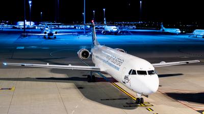 A picture of VHFNJ - Fokker 100 - Virgin Australia - © Daniel Kotronis