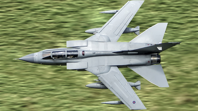 ZA472 - Panavia Tornado GR.4 - United Kingdom - Royal Air Force (RAF)