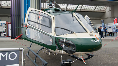 A picture of FHAMD - Airbus Helicopters H125 - [4955] - © Adam Nogly [ zicherka ]