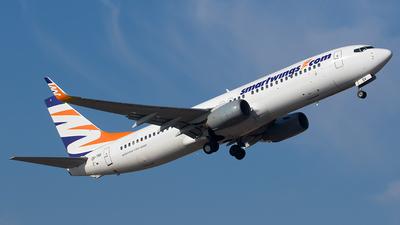 OK-TSV - Boeing 737-8Q8 - SmartWings
