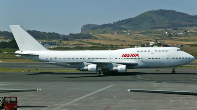 TF-ARS - Boeing 747-357 - Iberia (Air Atlanta Icelandic)