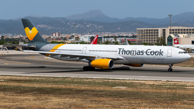OY-VKG - Airbus A330-343 - Thomas Cook Airlines Scandinavia