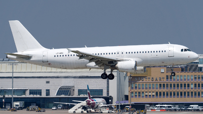 LZ-MDO - Airbus A320-214 - Fly2Sky