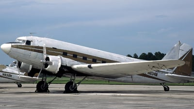 N834M - Douglas C-47A Skytrain - United States - Lee County Mosquito Control District