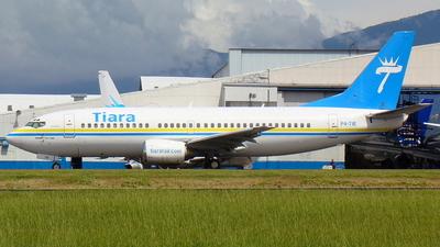P4-TIE - Boeing 737-322 - Tiara Air