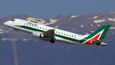 A picture of EIRDG - Embraer E175STD - Alitalia - © AirBusAl
